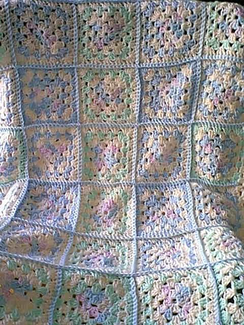 Custom Baby Blankets & Crochet Afghans